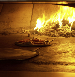 Blizzard Wood Fired Pizza